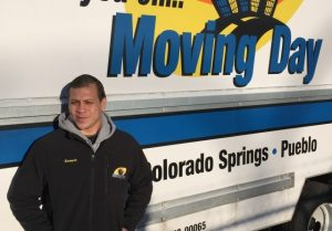 Colorado Springs mover Ernest