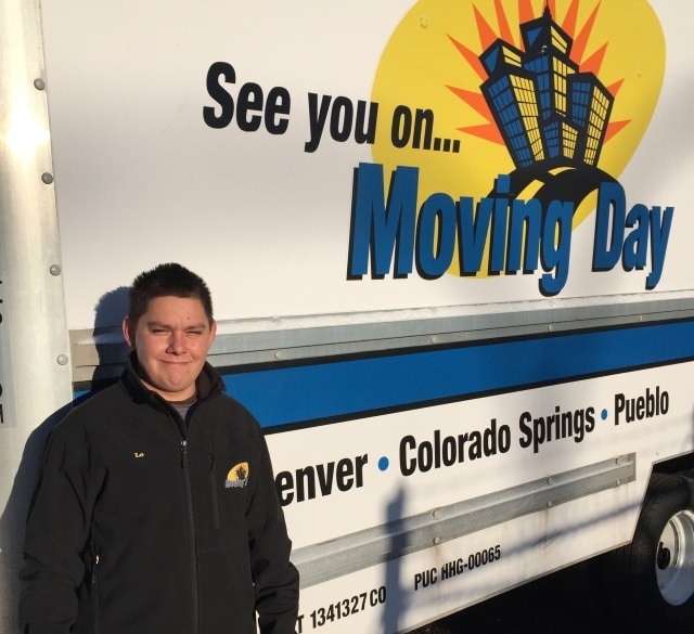 Colorado Springs Movers Crew