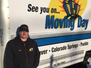 Colorado Springs mover/driver