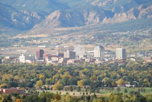Colorado Springs, Colorado area