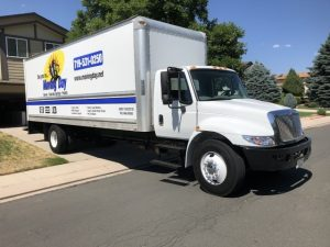 Moving Day - Local movers in Colorado Springs, Colorado