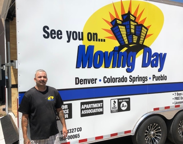 Arron - Colorado Springs Movers